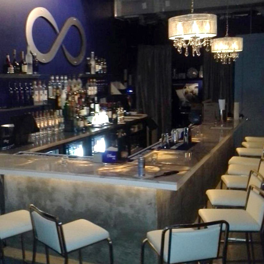 About Us Infinity Lounge